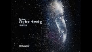 Download Professor Stephen Hawking 1942 - 2018 Video