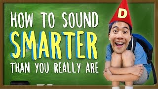 Download How To Sound Smarter Than You Really Are! Video