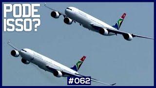 Download A340-600 EM FORMAÇÃO Video