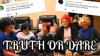 Download BNHA Truth or Dare Video