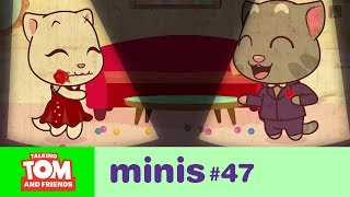 Download Talking Tom and Friends Minis - Camera! Action! (Episode 47) Video