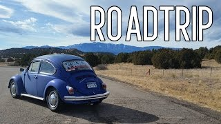 Download Roadkill Roadtrip - Zip Tie Drags - Denver to Tucson in a VW Bug Video