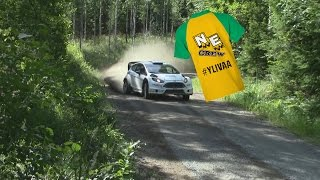 Download Mads Östberg | TEST | Neste Rally Finland 2016 Video
