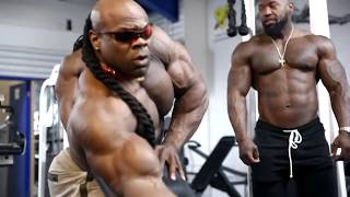 Download Mike Rashid, Kai Greene, Ulisses | Triceps, Biceps, Chest & Delts Video