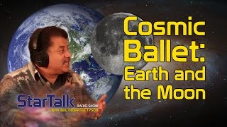 Download Neil deGrasse Tyson Explains the Cosmic Ballet of the Earth and Moon Video
