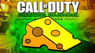 Download MOUSE CHEESE! - Call of Duty Modern Warfare Remastered! Video
