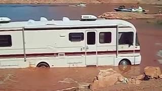 Download Motorhome Mud Bogging Video