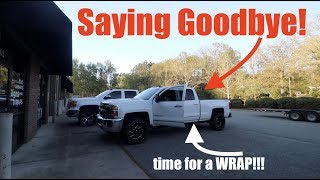 Download WRAPPING MY DURAMAX!!! saying goodbye! Video