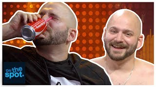 Download On The Spot: Ep. 142 - Jeremy's Soda of Death | Rooster Teeth Video