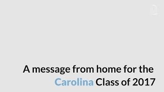 Download A message from home for the Class of 2017 Video