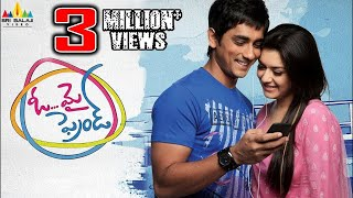 Download Oh My Friend Telugu Full Movie | Latest Telugu Full Movies | Siddharth, Shruti Haasan, Hansika Video