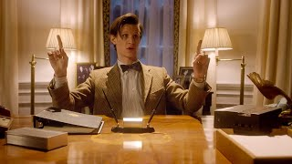 Download The Doctor In The White House | The Impossible Astronaut | Doctor Who | BBC Video