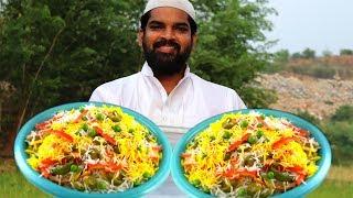 Download Vegetable Biryani Recipe || For Orphan Kids || Nawabs Kitchen || Video