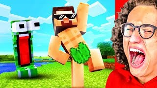 Download I Found The MOST HILARIOUS MINECRAFT ANIMATIONS! Video
