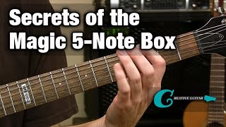 Download RHYTHM GUITAR: Unlocking the Secrets of the Magic 5-Note Box Video