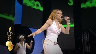 Download Madonna - Ray Of Light (Live 8 2005) Video