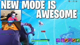Download This New Mode is AMAZING: Fortnite Soaring Solo Victory Royale Video
