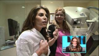Download Jillian Michaels gets her first Mammogram at the Pink Lotus Breast Center Video