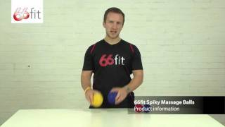 Download Spiky Massage Balls - 66fit Video