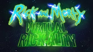 Download Rick and Morty: Virtual Rick-ality | Available Now | Adult Swim Games Video