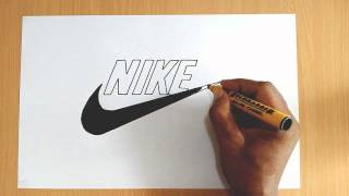 Download How to Draw the Nike Logo Video