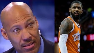 Download LaVar Ball Makes Insensitive Comment About Kyrie Irving's Mother in Response to Parenting Criticism Video