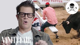 Download Johnny Knoxville Breaks Down Every Injury of His Career | Vanity Fair Video