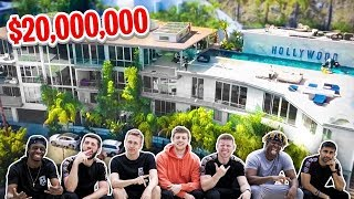 Download SIDEMEN $20 MILLION CLOUT HOUSE HIDE & SEEK Video