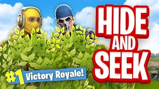 Download *NEW* HIDE & SEEK Custom Gamemode (Fortnite Battle Royale) Video