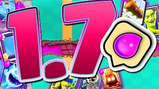 Download CHEAPEST DECK IN GAME :: Clash Royale :: 1.7 ELIXIR TROLL DECK! Video