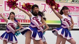Download 高松中央高校 チアリーディング部 レインボーロードフェスタ 2017 振り付け練習付き Video