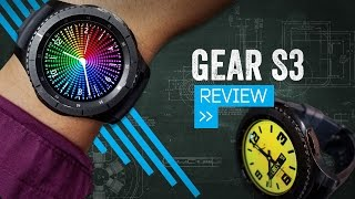 Download Samsung Gear S3 Review: The Watch That Does Everything Video