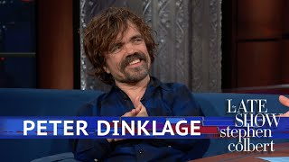 Download Peter Dinklage Helped Jamie Dornan Prep For '50 Shades' Video