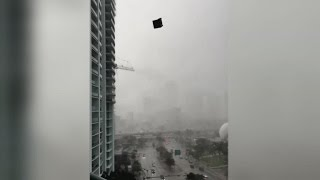 Download Watch Furniture Go Flying in Powerful Storms Across the Country Video