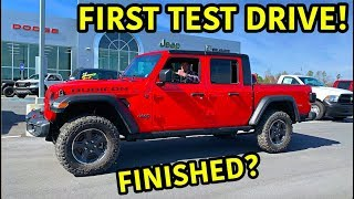 Download Rebuilding A Wrecked 2020 Jeep Gladiator Rubicon Part 10 Video
