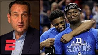 Download Coach K: 1986 Duke basketball team set foundation for Zion, RJ Barrett | ACC Network Video