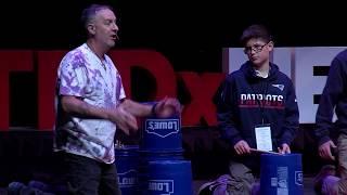 Download Teamwork Through Rhythm | Rick Morin | TEDxNewBedford Video