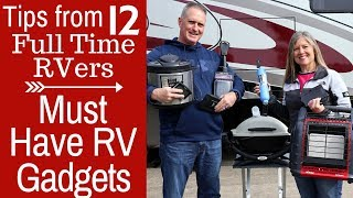 Download Top RV Must Have Gadgets - Full Time RV Video