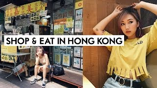 Download 👠 FOLLOW ME AROUND HONG KONG 🍜 Shop & Eat w/ ME! 🇭🇰 | IAMKARENO Video