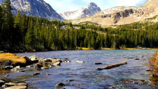 Download 4 Hours Mountain Stream - Relaxing Nature Sounds Video