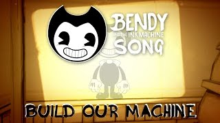 Download BENDY AND THE INK MACHINE SONG (Build Our Machine) LYRIC VIDEO - DAGames Video