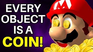 Download Is it Possible to Beat Super Mario 64 if Every Object is a Coin? Video