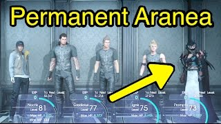 Download Final Fantasy XV: Unlock 5 Party Members (Permanent Aranea) Video