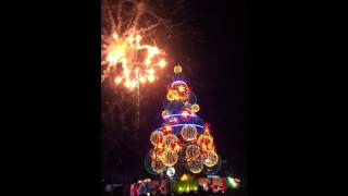 Download 2014 Baguio Giant Christmas Tree Ceremonial Lighting Video