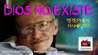 "Download ""Dios no existe"" / Stephen Hawking Video"