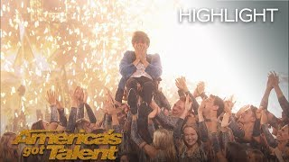 Download Shin Lim Wins America's Got Talent Season 13 - America's Got Talent 2018 Video