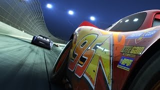 Download 'Cars 3' Teaser Trailer: Lightning McQueen Crashes on the Race Track Video