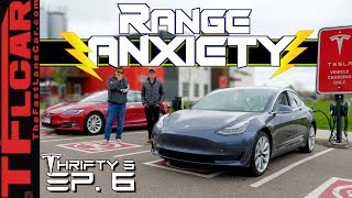 Download Does Keeping A Tesla Charged Suck? Here's what it's Like to Live With a New Model 3! Thrifty 3 Ep. 6 Video