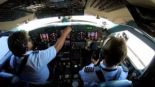 Download Landing at St. Martin Maho Beach in the Gulfstream - Pilot VLOG 071 Video