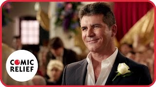 Download Simon Cowell's Wedding | Comic Relief Video